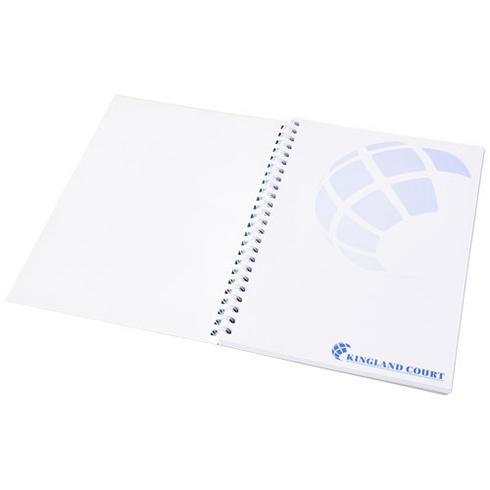 Desk-Mate® wire-o A5 notebook PP cover