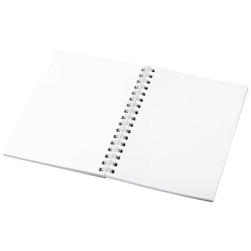 Desk-Mate® spiral A6 notebook PP cover