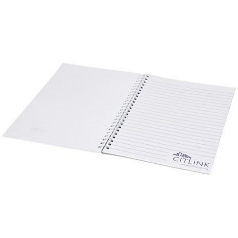 Desk-Mate® spiral A4 notebook