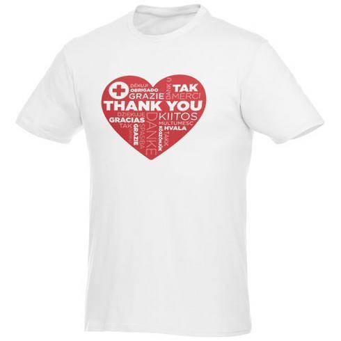 Heros short sleeve men's t-shirt