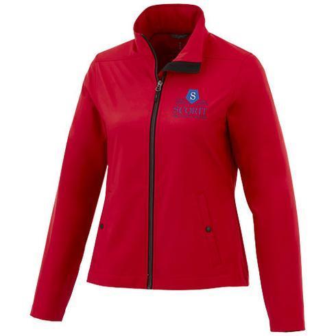 Karmine women's softshell jacket