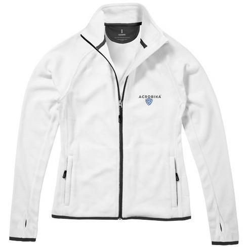 Brossard women's full zip fleece jacket
