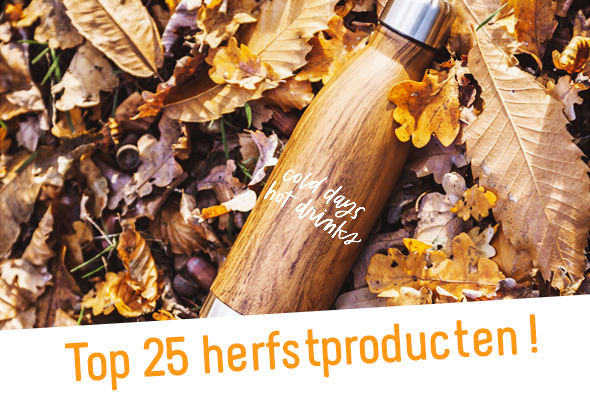 Top 25 herfstproducten