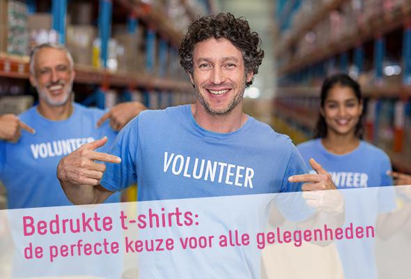 Bedrukt t-shirt