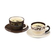CoffeeBreak kop en schotels