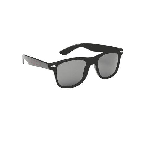 Malibu Matt Black zonnebril