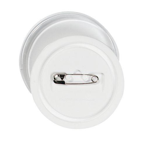 Button Ø 6 cm zonder inlegvel