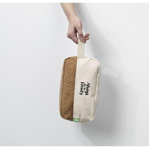 ECO Cork Cosmetic Bag toilettas