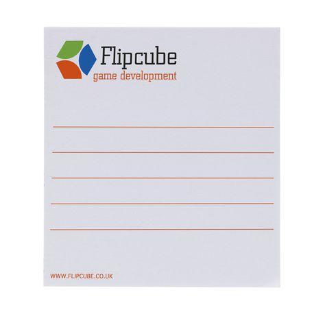 Bic Sticky Note