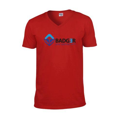 Gildan Quality-V-shirt heren