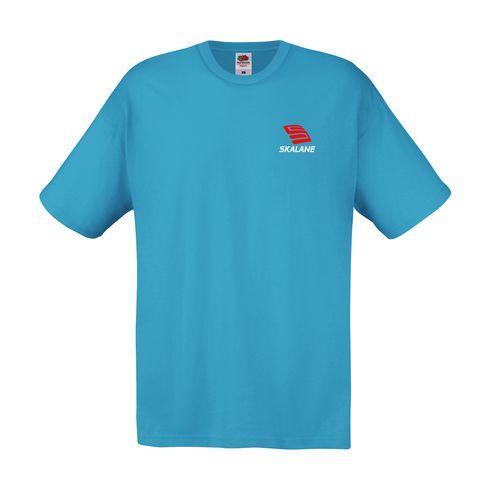 Fruit Target heren T-shirt