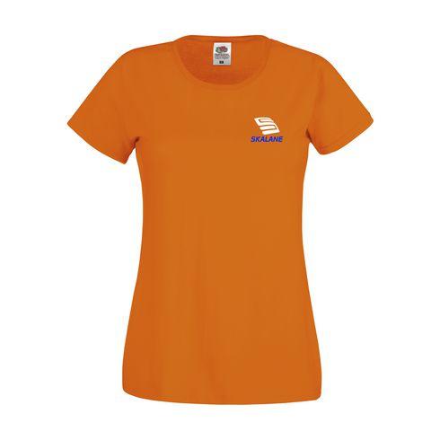 Fruit Target dames T-shirt