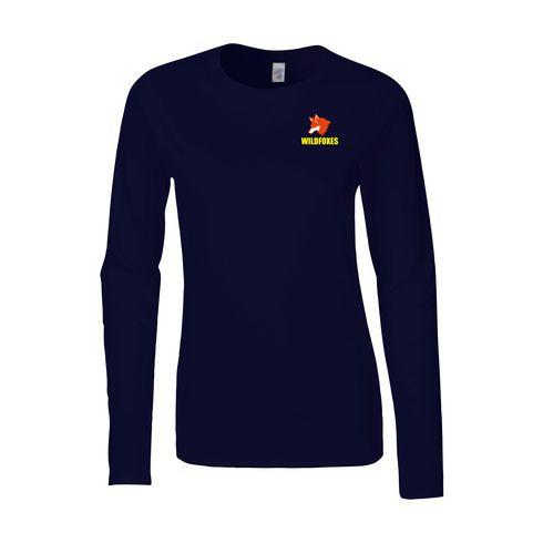 Gildan LongSleeve damesshirt