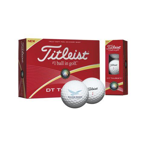 Titleist DT TruSoft golfbal
