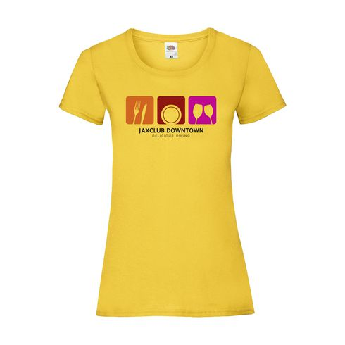 Fruit Imago dames T-shirt
