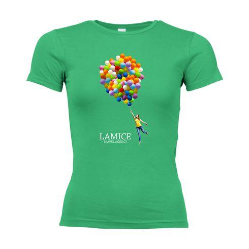SoL's California T-shirt dames