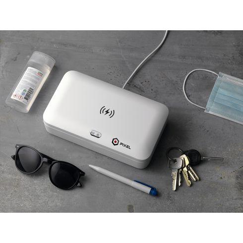 UV-C Sterilisatie Box met Draadloze 5W Oplader