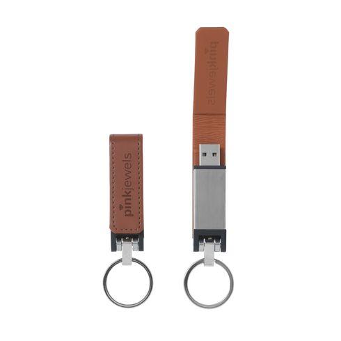USB LeatherLuxe