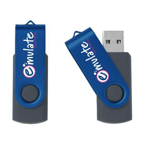 USB Twist Reverse