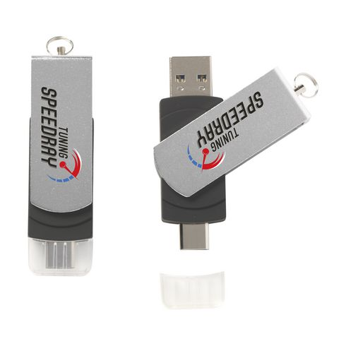 USB Dual Connect 3.0 - Type-C