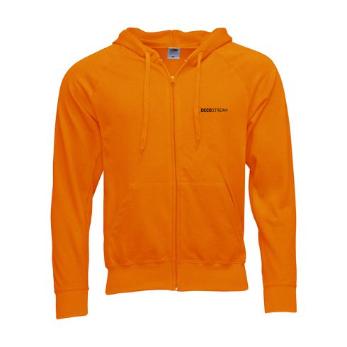 Fruit Hooded Zip heren