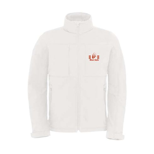 B&C Hooded Softshell herenjack