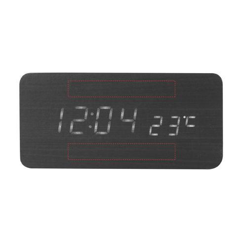 Avant Wireless Charging Digi Clock alarmklok oplader
