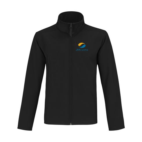 B&C Europe Softshell heren