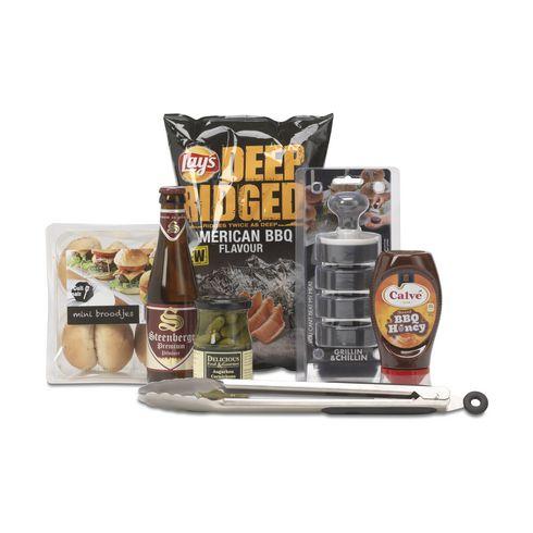 Burger Time kerstpakket