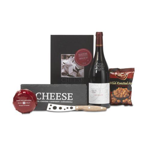 Cheese :-) kerstpakket