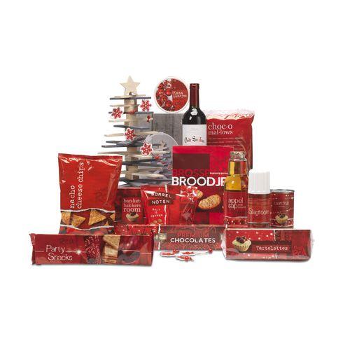 Just Red kerstpakket