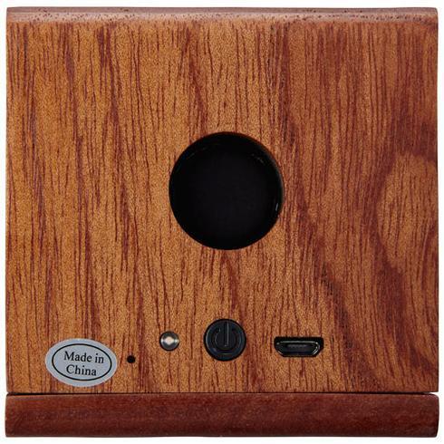 Seneca Bluetooth® speaker van hout