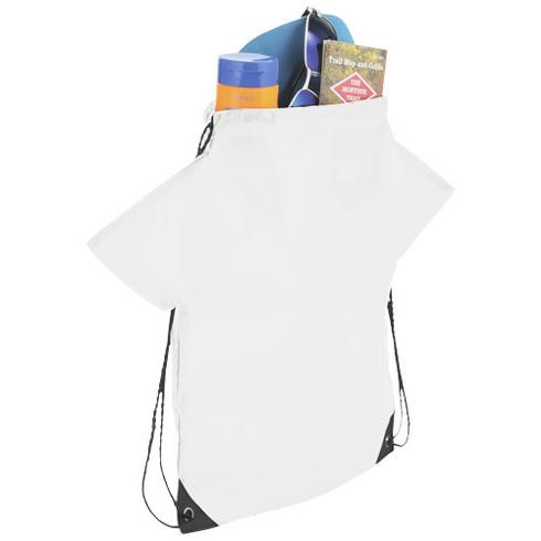 Cheer t-shirt polyester rugzak