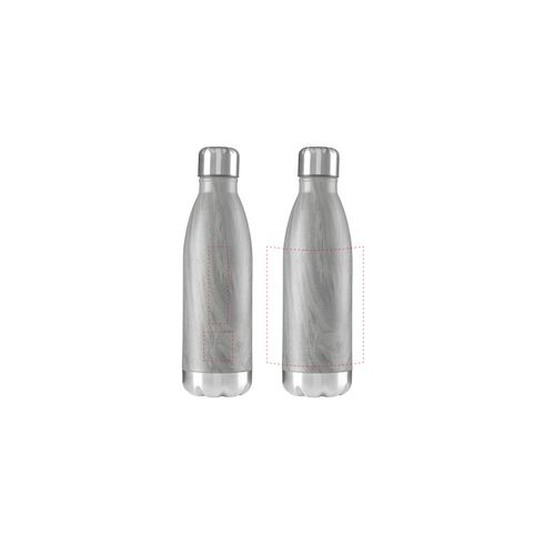 Topflask Wood 500 ml drikkeflaske