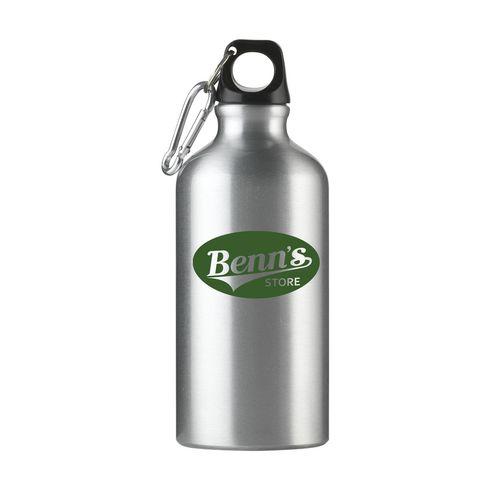 Vannflasker i aluminium med logo, AluMini  500ml
