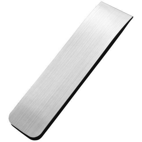 Dosa magnetisk PET bokmerke i aluminium