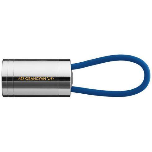 Vela 6-LED lommelykt med lysende stropp
