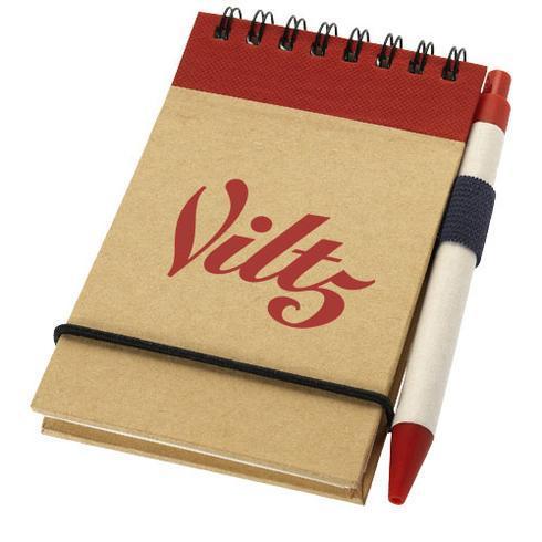 Zuse A7 notatblokk med penn