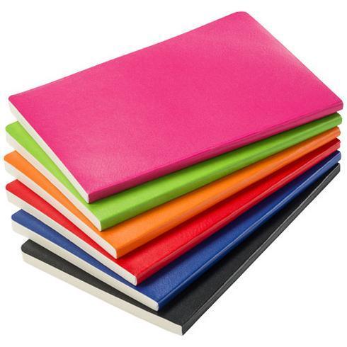 Gallery A5 notatbok med mykt omslag