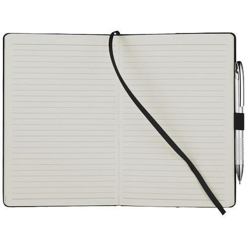 Flex A5 notatbok med fleksibelt omslag