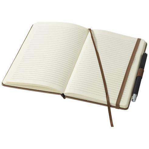Vignette notatbok i stivt omslag i A5-format