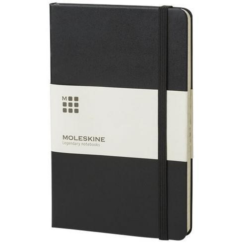 Classic L notatbok med stivt omslag – vanlig