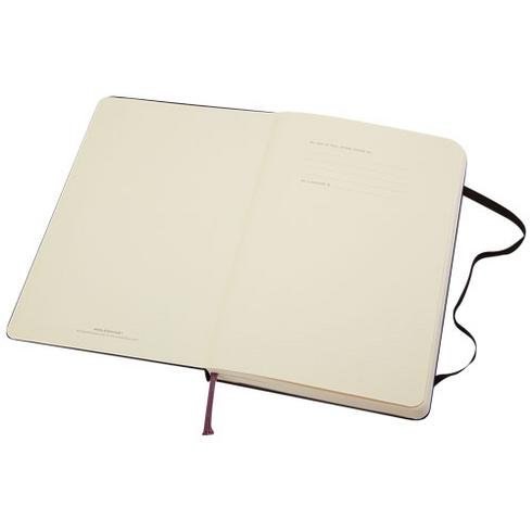 Classic PK notatbok med stivt omslag – stiplet