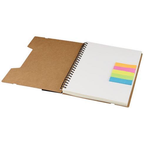 Josie resirkulert notisbok i A5-format