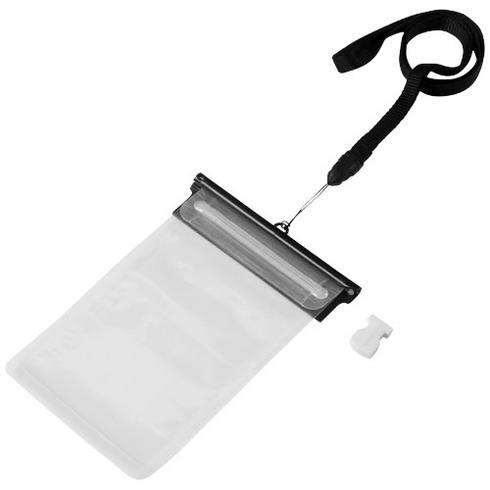 Splash vanntett mobillomme med touch funksjon