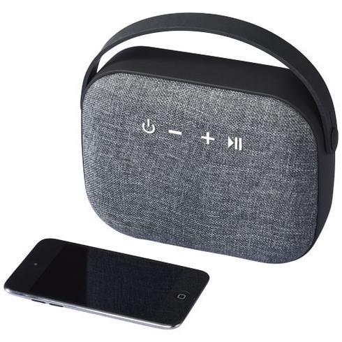 Woven Bluetooth® høyttaler med stoff