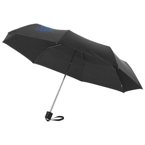 "Ida 21.5"" sammenleggbar paraply"