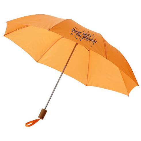 "Oho 20"" sammenleggbar paraply"