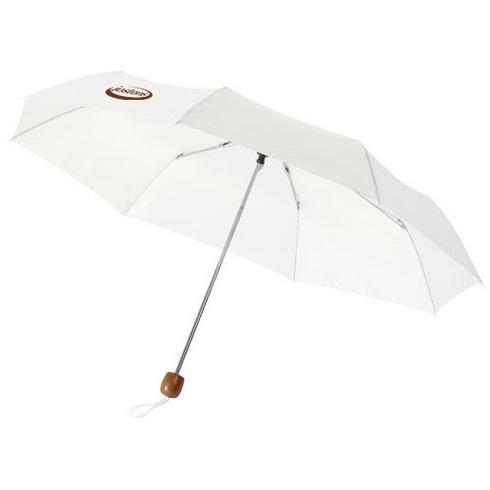 "Lino 21.5"" sammenleggbar paraply"