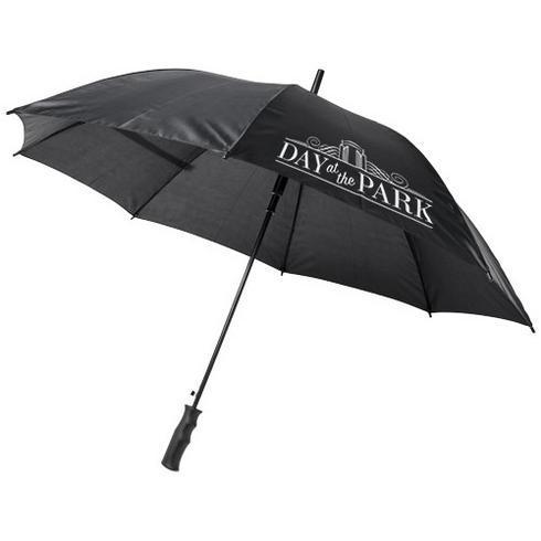 """Bella 23"""" vindtett paraply som åpnes automatisk"""